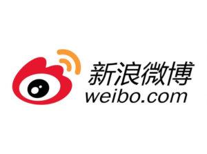 weiboロゴ