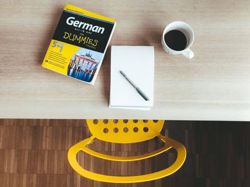 【補足】第二外国語でドイツ語を学んだ僕の経験談
