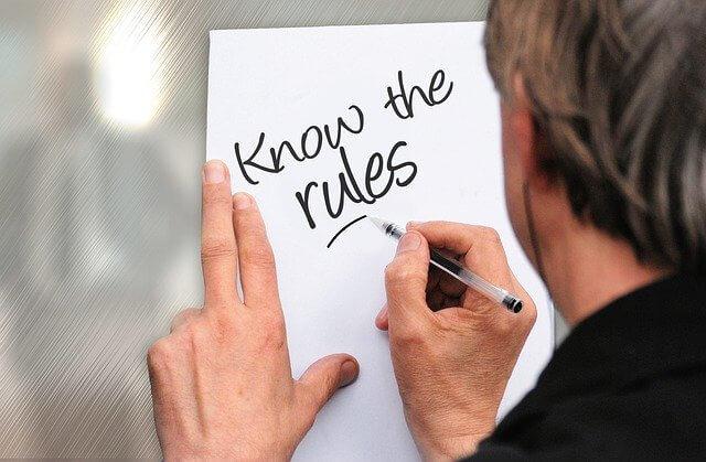 英語の独特なルールを理解する
