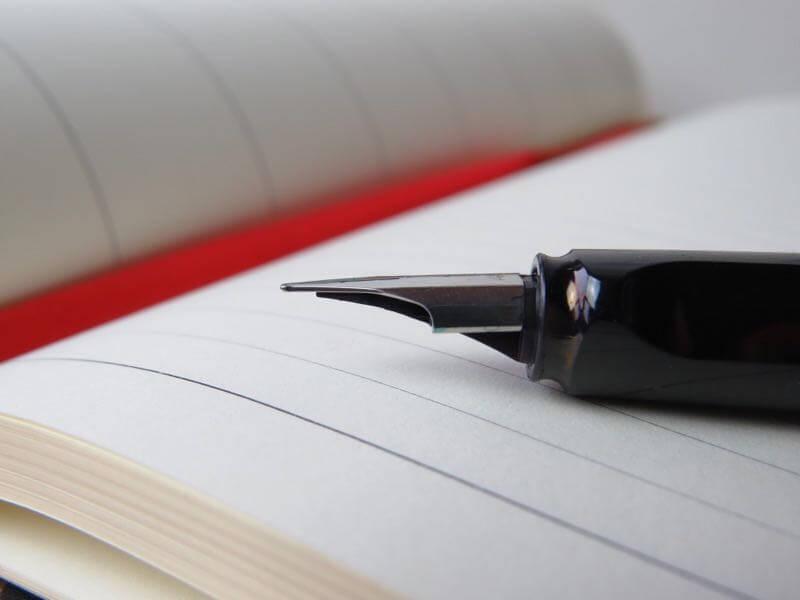 英語日記を書く・長く続けるコツ