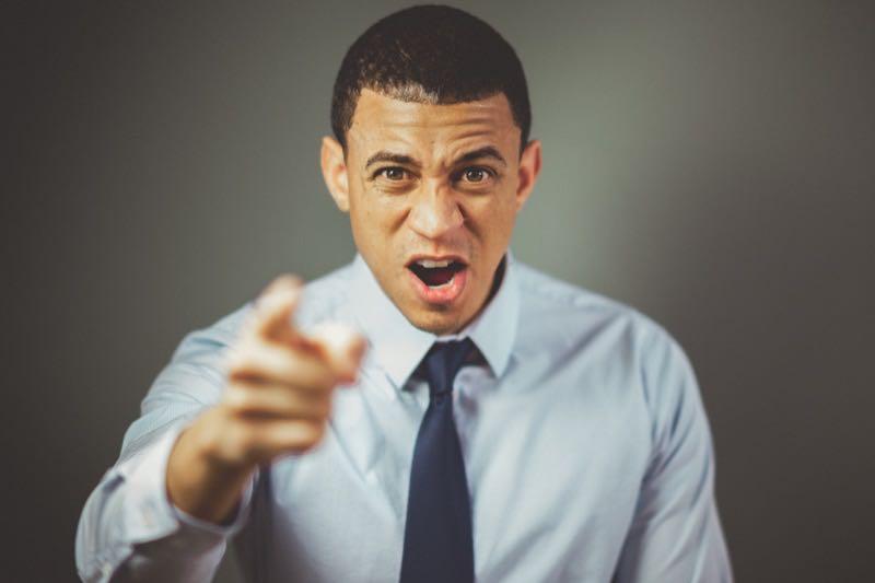 オンライン英会話の怖さを和らげる方法③【怖い講師が嫌】